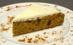 carrot cake Dossier Halloween 2   Carrot cake glaçage au fromage frais