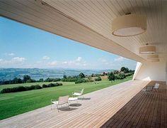 Sempachesee Golf Club, Switzerland. Architect: Smolenicky & Partner Architektur GmbH