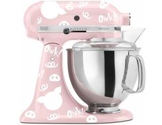 Pig Print Decal Kit for your Kitchenaid Stand by InGoodCompanyLtd