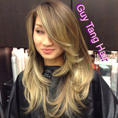 High Contrast Graduated Ombre by Guy Tang