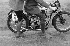 scott pommier fast norton motorcycle