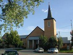 Trinity Lutheran Church, Rapid City. South Dakota Synod, ELCA, Evangelical Lutheran Church in America.