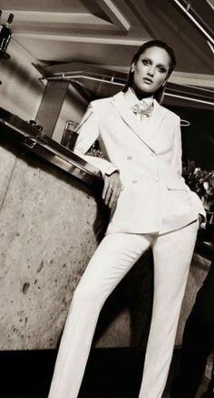 Karmen Pedaru by Katja Rahlwes for Vogue Paris Feb. 2015 'Miss VOGUE' | Fashion photography | Editorial