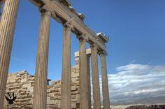 The famous Acropolis #4