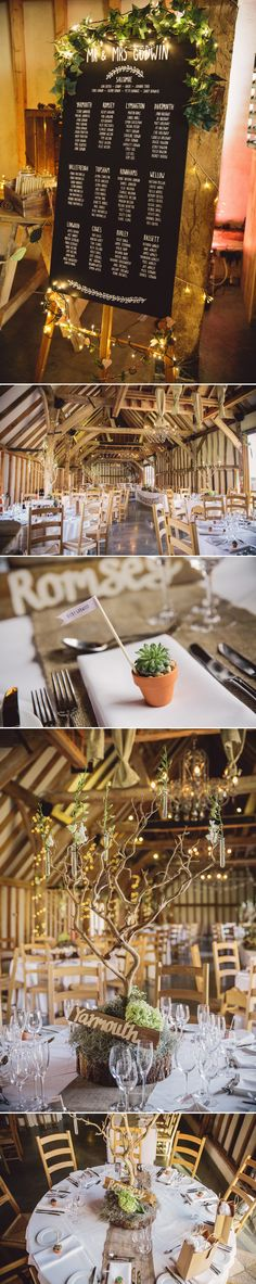 A Rustic Wedding at Southend Barns, West Sussex | UK Wedding Venues Directory
