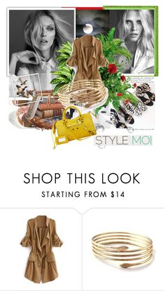 """""""trendy"""" by fl4u ❤ liked on Polyvore featuring Calvin Klein Jeans and stylemoi"""