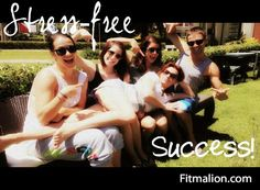 Stress Free Success!