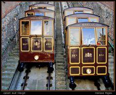 Gellert and Margit - Budapest