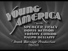 Young America (1932) movie title