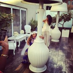 Rihanna and her family Bridal Shower Photos, Rihanna Riri, Only Girl, Table Decorations, Photo And Video, Beautiful, Home Decor, Brides, Blog