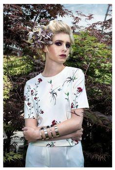 Stylist: Viktoria Krogh Nielsen Fotograf: Kim Prasanna Hår stylist: Adem DK Make-up artist:  Suror Al-saraf Modeller: Nana Thomsen & Miriam Kirsten Maria Majcherek