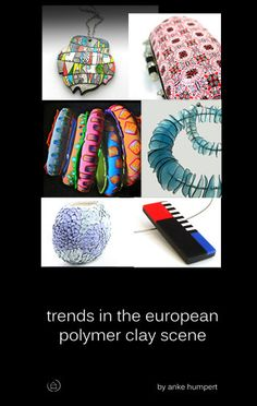 trends in the european polymer clay scene eBook/pdf by AnartIsland, €7.50