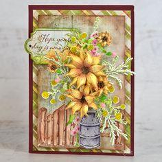 Heartfelt Creations - Sunflower farm