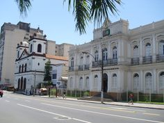 Igreja da Conceição e Hospital Beneficência Portuguesa Porto Alegre,  Brazil