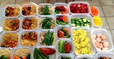 "The Paleo diet plan can be simple if you do a little Paleo Meal Prep one day of the week and make the whole week ahead a ""heat and eat"" kind of week. Clean Eating Recipes, Healthy Dinner Recipes, Diet Recipes, Healthy Snacks, Eating Healthy, Clean Foods, Lunch Recipes, Paleo Dinner, Lean Recipes"