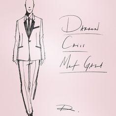 Darren Criss Met Gala