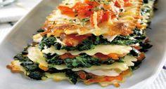 Lasaña de pollo y verduras Quiche, Sushi, Pizza, Breakfast, Ethnic Recipes, Food, Chicken Lasagna Recipes, Cooking Tips, Best Recipes