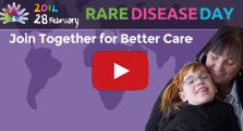 Rare Disease Day 2014 official video