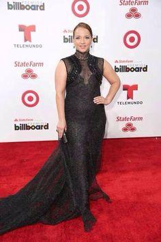 Adamari López  in Gustavo Arango Premios Billboard 2014 Red Carpet