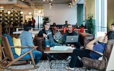 A Tour of WeWork - Transbay - Officelovin