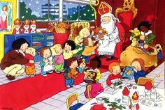 Praatplaat | Sinterklaas