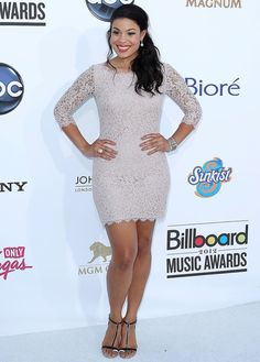 Jordin Sparks hit the red carpet at the 2012 Billboard Music Awards held at the MGM Grand Garden Arena in Las Vegas on May 20, 2012