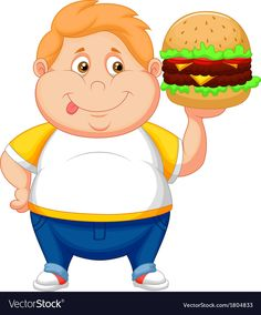 child overweight Obesity can harm virtually every system in a kid's body-heart, lungs, muscle mass and bones, kidneys as well as gastrointestinal system Cartoon Smile, Cartoon Pics, Childhood Obesity, Kids Diet, Healthy Kids, Healthy Living, Healthy Food, My Children, Children Health