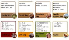 Hier Bio-Rindfleisch bestellen!Verwöhnen Sie sich mit frischem Bio-Fleisch und dem sicheren Gefühl, genau zu wissen, woher es kommt. Jetzt ...