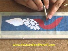 pintar manteles pintura facil para tiwmv youtube