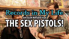 Glen Matlock from the Sex Pistols
