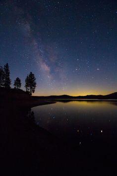 Lake Davis CA [OC] [600x900]