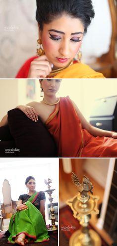 Old Bollywood Glamour - Asian Wedding Ideas