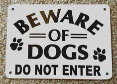 Beware Of Dachshund Rustic Sign SignMission Classic Rust  Wall Plaque Decoration
