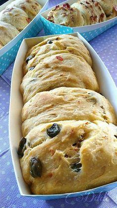 My Recipes, Bread Recipes, Pizza, Plum Cake, Easy Bread, Zucchini Bread, Antipasto, Snacks, Afternoon Tea