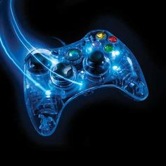 Afterglow Controller for Xbox 360 - Blue