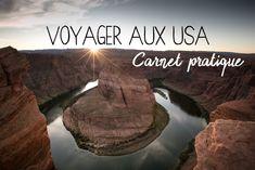 conseil voyage ouest USA blog