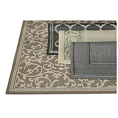 Assorted Patio Area Rugs     from Big Lots