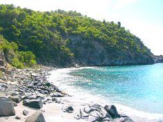 St Barts - Deserted Beach !