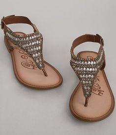 f6340d1bec40a Naughty Monkey Miss Naughty Monkey Sandal - Women s Shoes in Tan
