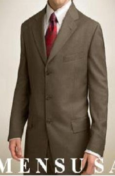 light weight Signature Gold Series Dark Olive Green Business Suit Made with premier quality italian fabric Super 175 Deals on USA - Signature Collection Italian Business Regular Coupons, Discount Prom Dresses, Strapless Prom Dresses, Prom Dresses For Teens, Olive Green Suit, Olive Green Color, Mens Suits, Fabric Design, Green Business, Dark