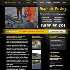 fgf Construction Wallpaper, Commercial, Website