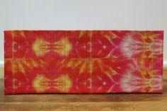 Duct Tape Wallet (Bi-Fold) - Cosmic Tie Dye, $15.  We are also on Etsy at:  www.junorduck.etsy.com.