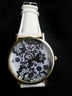 http://www.vinted.pl/akcesoria/bizuteria/9252133-zegarek-z-koronka-bialy