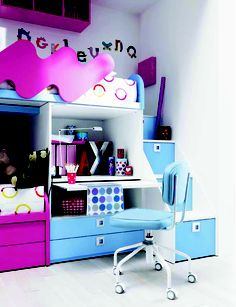 ... My childhood dreams..... on Pinterest  Kids Rooms, Beds and Bureaus