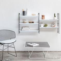 3 Book Shelves - Black/White - alt_image_three