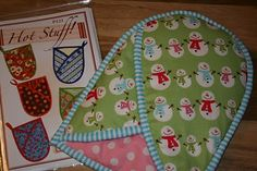 Sewn With Grace: Sewing Christmas