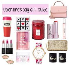 Valentine's Day Gift Guide http://glamlifeliving.com/?p=2513#more-2513