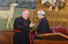 Inaugurazione dell'anno accademico della Pontificia Università Lateranense 2013/2014