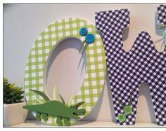 Giraffe Nursery. Blue and Brown. Baby Blue. Wood by dmh1414