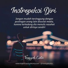 148 Best Kata Bijak Images On Pinterest In 2019 Islamic Quotes